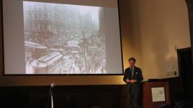 Presentation by Professor Joseph Manning